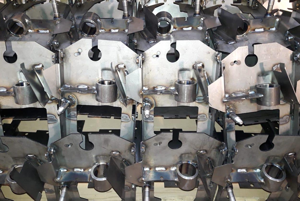Werkzeuge der Metallbau Schlosserei T. Heyny